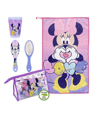 Geantă de toaletă Minnie Mouse pentru fete