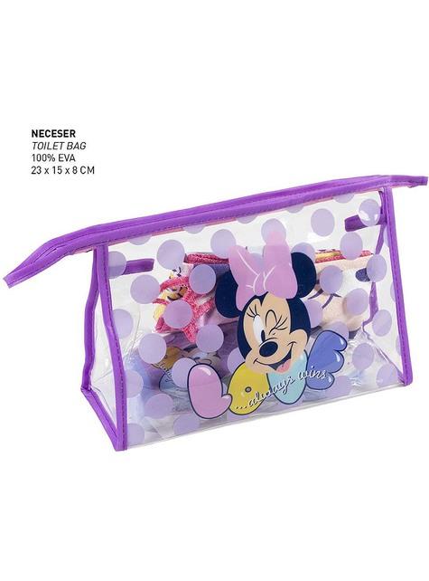Neceser de Minnie Mouse para niña