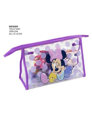 Minnie Mouse Toiletry Bag for Girls