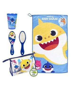 Trousse de toilette Baby Shark enfant