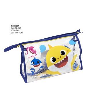 Baby Shark Toiletry Bag for Kids