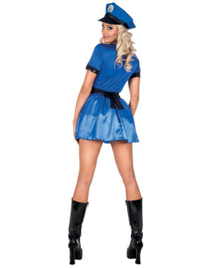 Woman's Provocative Policewoman Costume
