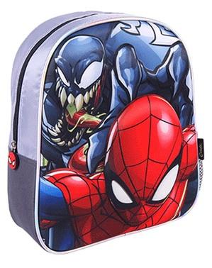 Spiderman Lysende Rygsæk til Drenge