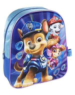 Paw Patrol 3D Ryggsekk til Barn - PAW Patrol: The Movie