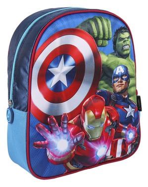 Avengers 3D -Reppu Pojille