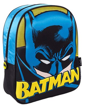 Świecący plecak Batman dla chłopców