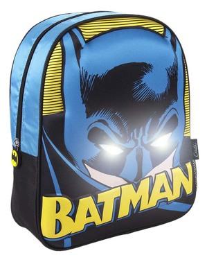 Lesklý batoh Batman pre chlapcov