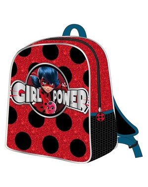 Ladybug Sparkle Backpack for Girls - Tales of Ladybug & Cat Noir