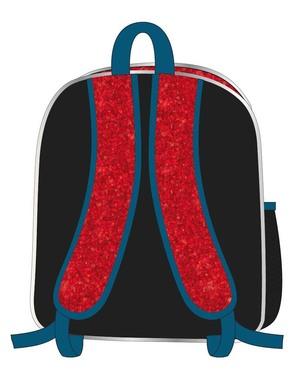 Błyszczący plecak Biedronka dla dziewczynek - Miraculum: Biedronka i Czarny Kot