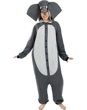 Overalový kostým slon