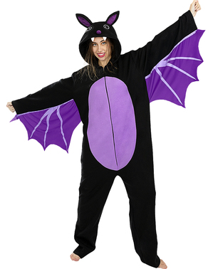 Vleermuis kostuum