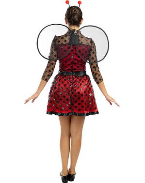 Costum de buburuză pentru femei