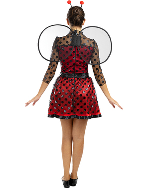 Ladybug Costume for Women