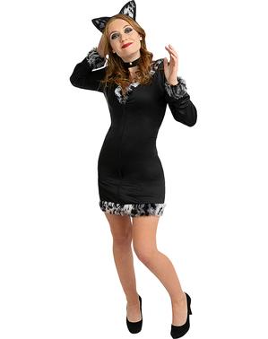 Costume da gatta da donna