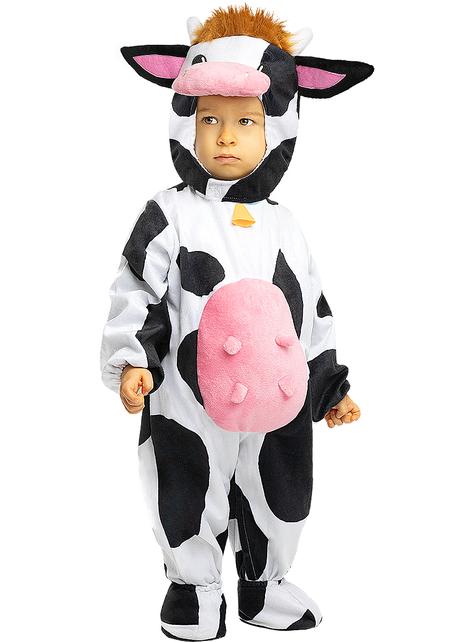 Strój Krowa dla niemowląt