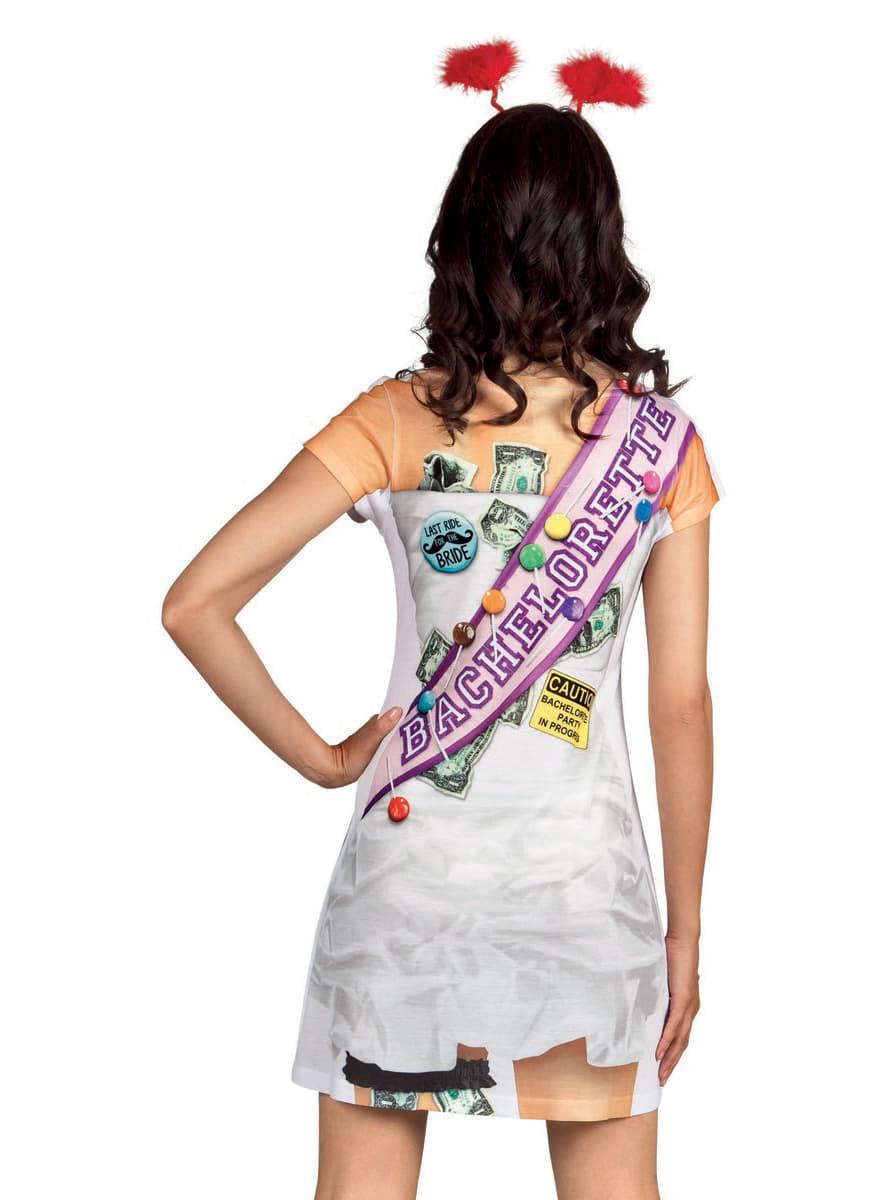 Junggesellinnenabschied Kleid für Damen. 24h Versand | Funidelia