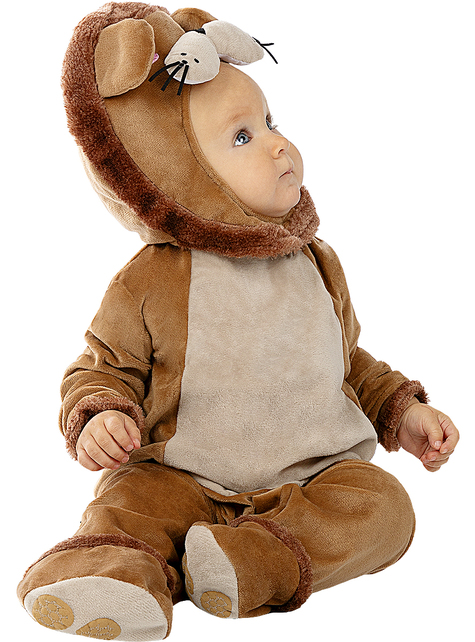 Strój Lew dla niemowląt