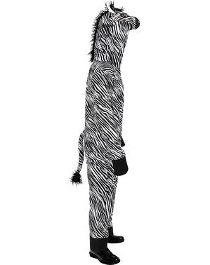 Zebra Kostüm für Erwachsene