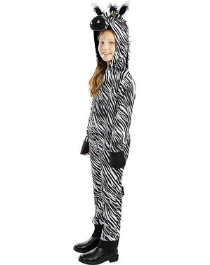 Disfraz de Cebra para niños