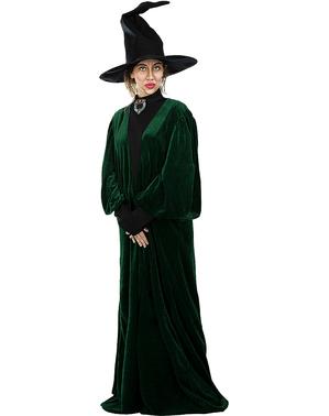 Costumul profesorului McGonagall - Harry Potter