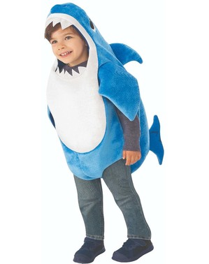Детски костюм на Daddy Shark – Baby Shark