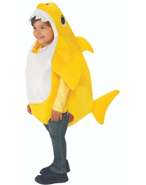 Детски костюм на Baby Shark