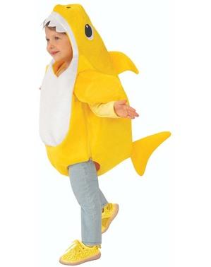 Dječji kostim morskog psa za djecu