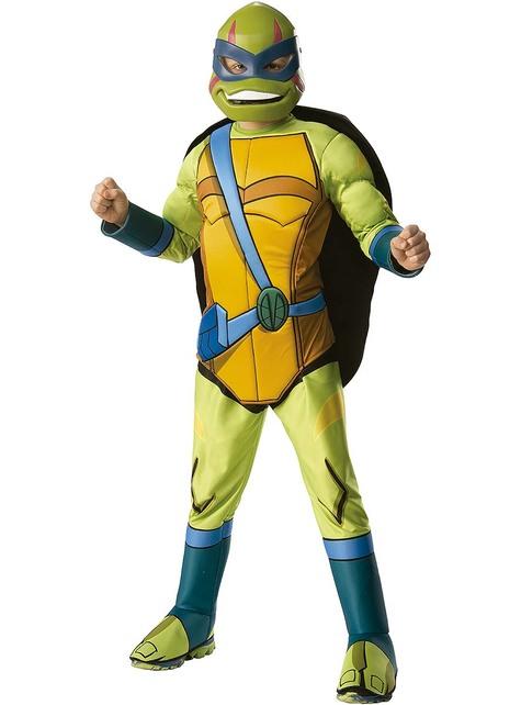 Disfraz de Leonardo Las Tortugas Ninja - Tortugas Ninja jóvenes mutantes