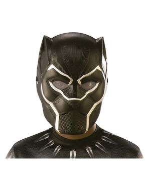 Maska Czarna Pantera dla chłopców - Avengers