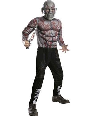 Disfraz de Drax para niño - Los Guardianes de la Galaxia