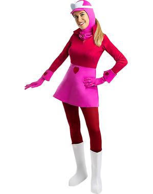 Penelope Pitstop Kostyme - Wacky Races