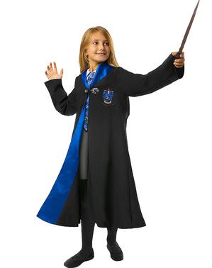 Harry Potter Ravenclaw Kostume til Børn