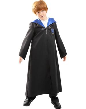 Fato Ravenclaw Harry Potter para menino