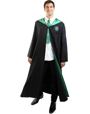 Harry Potter Slytherin Kostume til Voksne