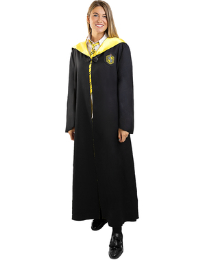 Costume Tassorosso Harry Potter per adulto
