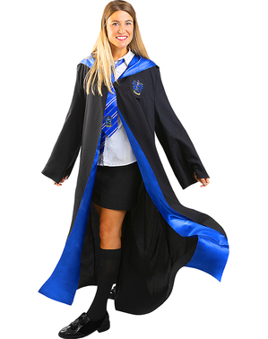 Costum Harry Potter Ravenclaw pentru adulți