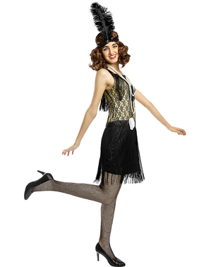 Chic Flapper Costume