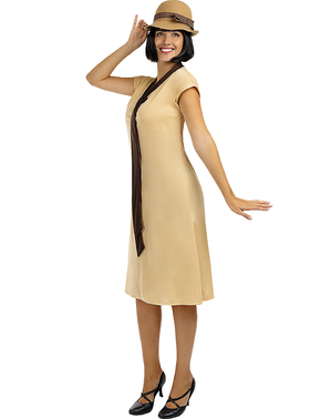 1920er Kostume til Kvinder - Cable Girls
