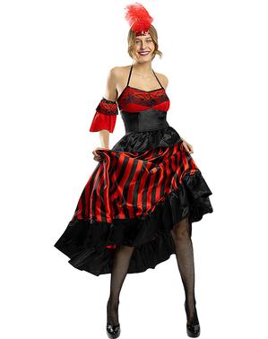 Cancan Kostüm für Damen