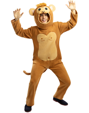 Monkey Costume for Adults