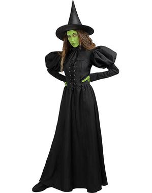 Disfraz de Bruja Mala del Oeste - El Mago de Oz