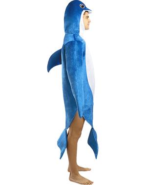 Disfraz de Delfín para adulto