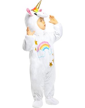 Бебешки костюм на еднорог