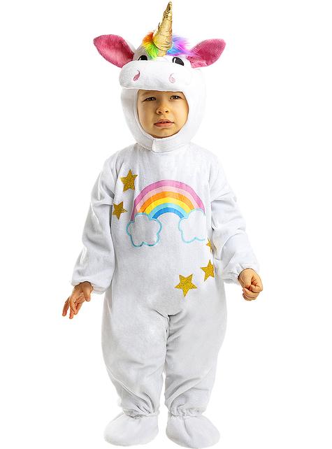 Eenhoorn kostuum voor baby's