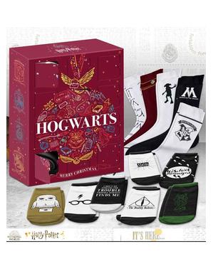 Calendrier de l'Avent Harry Potter 2021 édition chaussettes