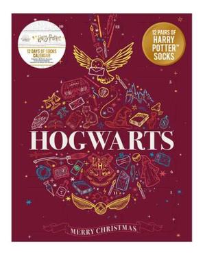 Harry Potter Sock Advent Calendar 2021