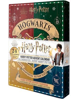 Calendrier de l'Avent Harry Potter 2021