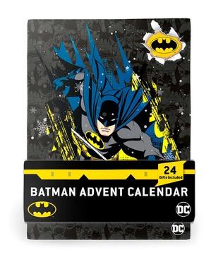 Calendrier de l'Avent Batman 2021