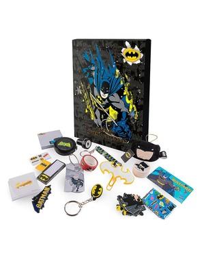 Calendario de Adviento Batman 2021