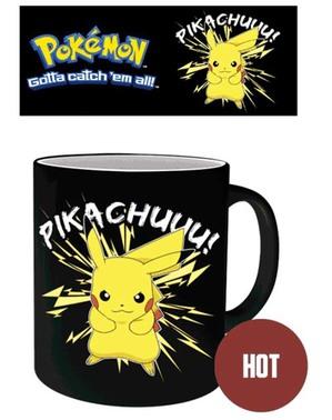 Pikachu Fargeendrende Krus Pokémon
